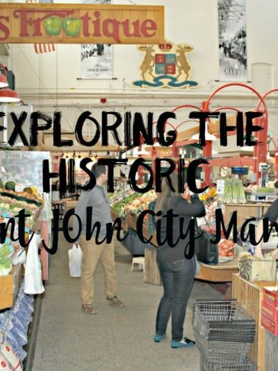 City Market in Saint John