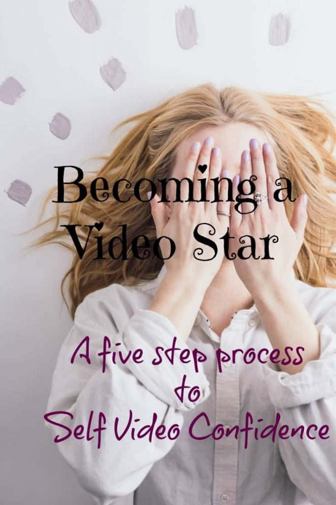 five easy steps to get video confident