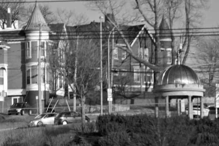 Uptown Saint John New Brunswick,