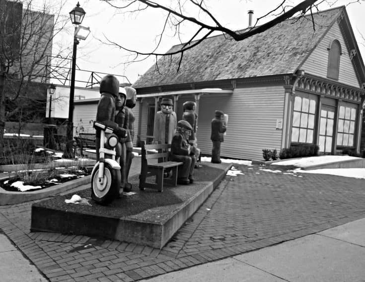 Uptown Saint John New Brunswick, Barbours General Store