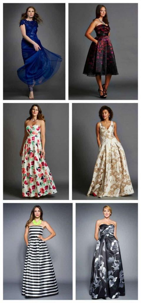 dressing for a Gala with Rent Frock Repeat