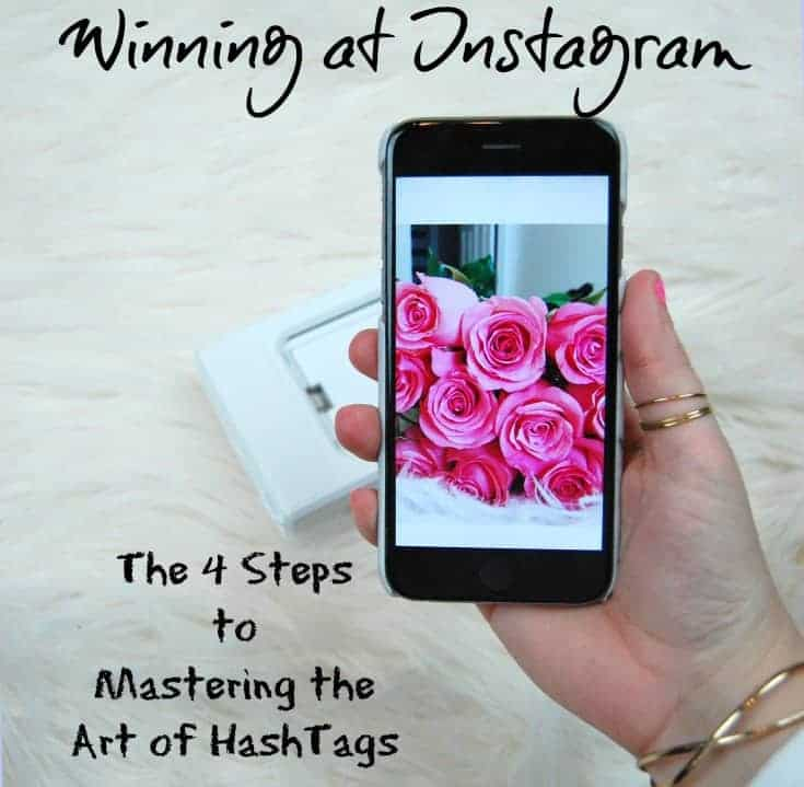 4 easy steps to mastering hashtags on Instagram