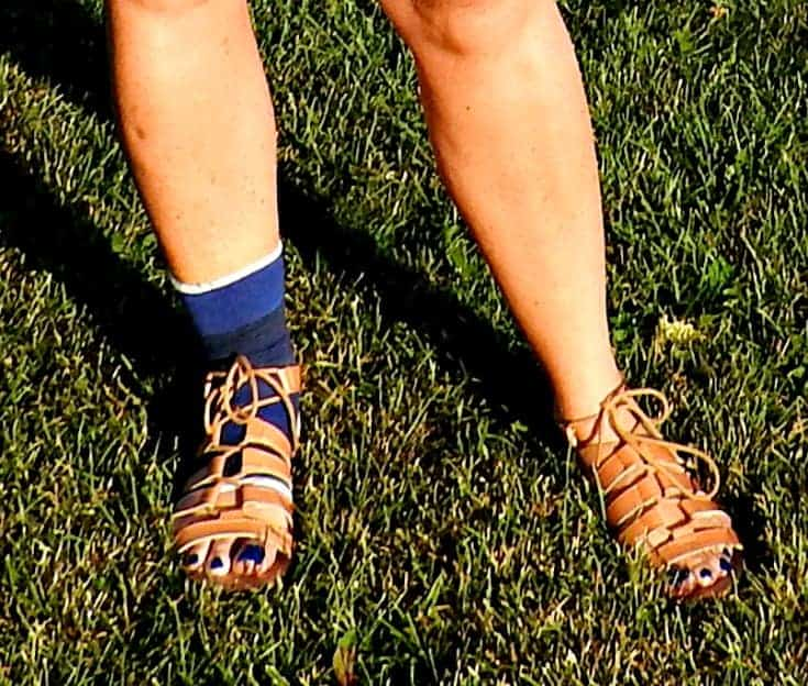 lace up sandals from old navy
