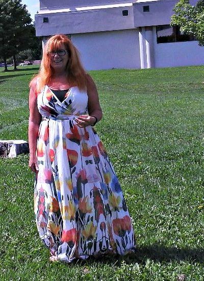 Land locked Ariel with Fashion Mia