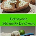 margarita ice cream