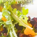 mandarin orange salad pin