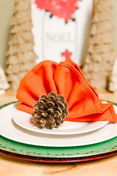 Turkey Napkins Thanksgiving