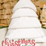 napkin christmas tree fold