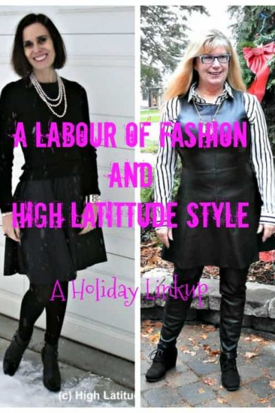 A Labour of Fashion and Top of the World Link Up