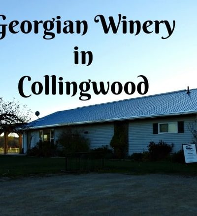 The Collingwood Series: Georgian Hills Winery