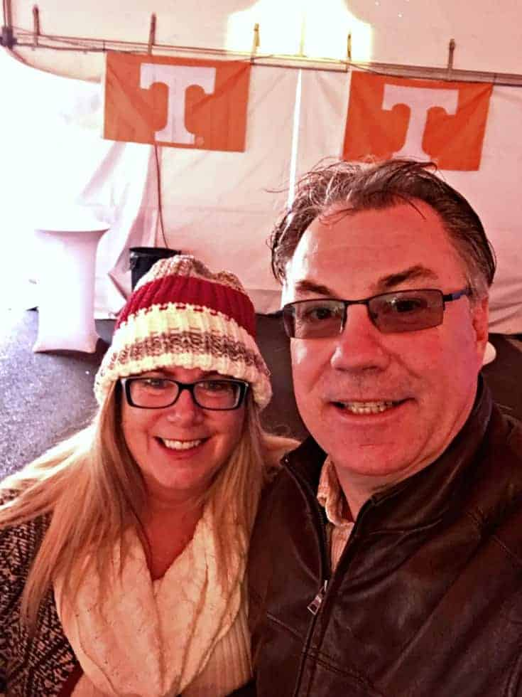 Fun in Nashville at the Music City Bowl 2016