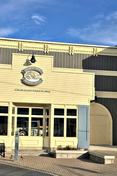 The Collingwood Series: Creemore Springs Brewery