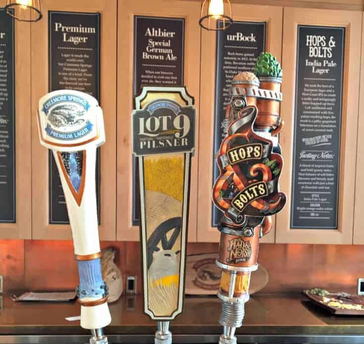 Creemore Springs Brewery and tasting room