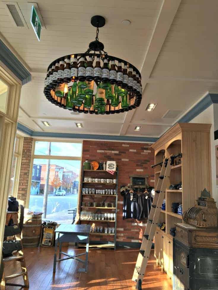 Creemore Springs Retail