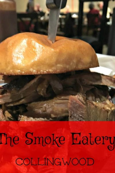 The Collingwood Series:The Smoke Eatery
