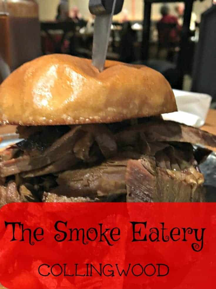 The Smoke Eatery in Collingwood