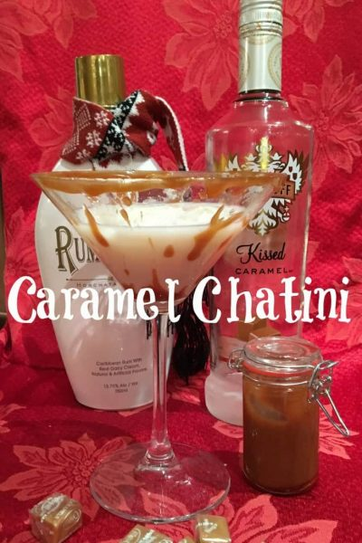 Caramel Chatini for any Holiday
