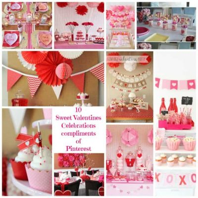 10 Sweet Valentine Celebrations Compliments of Pinterest