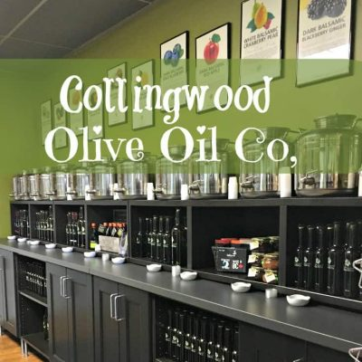 The Collingwood Series- Collingwood Olive Oil Co