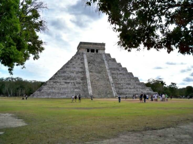 Chizen Itza in Mexico