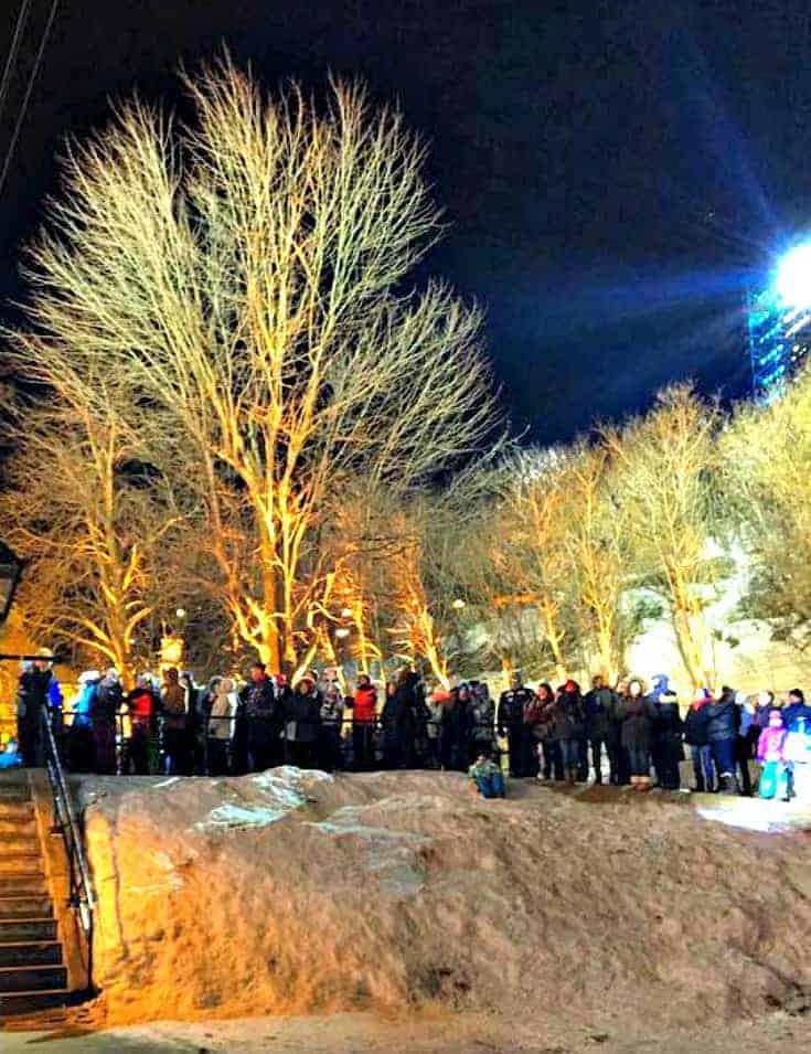 Red Bull Crashed Ice and Ottawa Locks