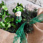 st pats leprechaun wreath
