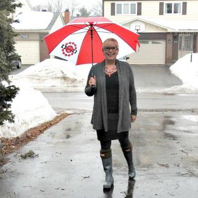 Fashion Blogs in the Rain