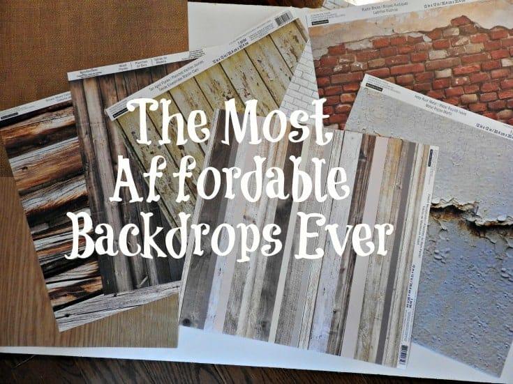 affordable backdrops