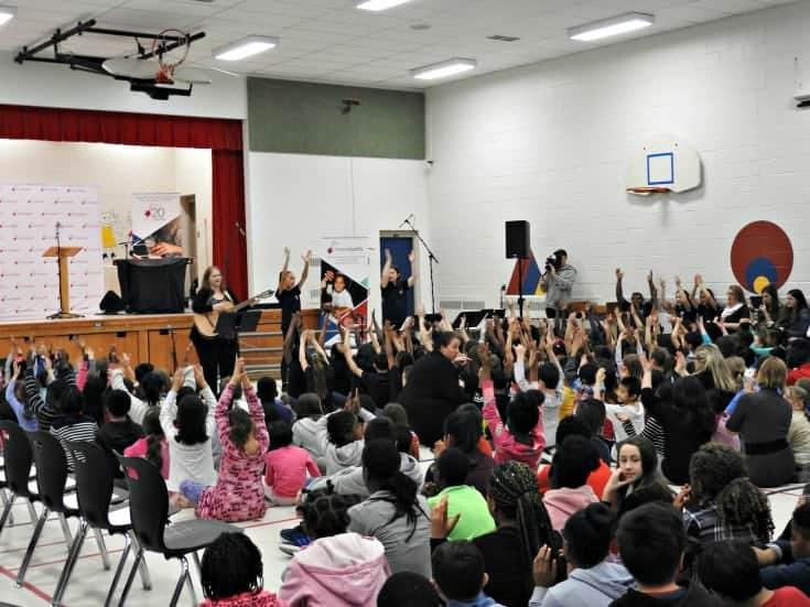 st elizabeth elementary choir