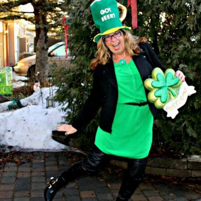 St Patricks Day Outfits and a Giveaway