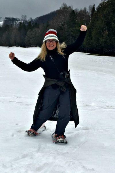 Fun in The Snow in Orillia for #LetsGo Maple