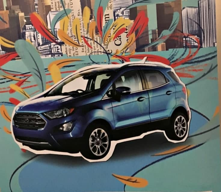 Ford EcoSport coming soon