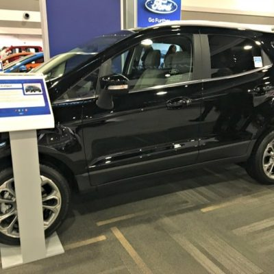 Meeting the Ford #EcoSport for the First Time