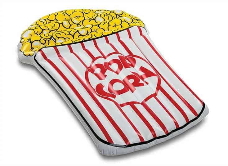 popcorn pool floatie