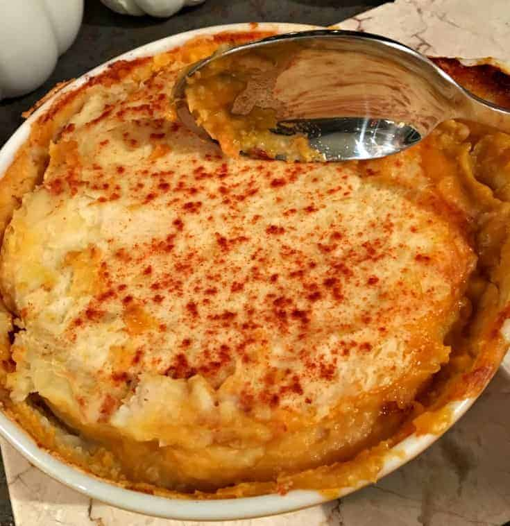 Homemade Shepherd's Pie that is quick and easy to make