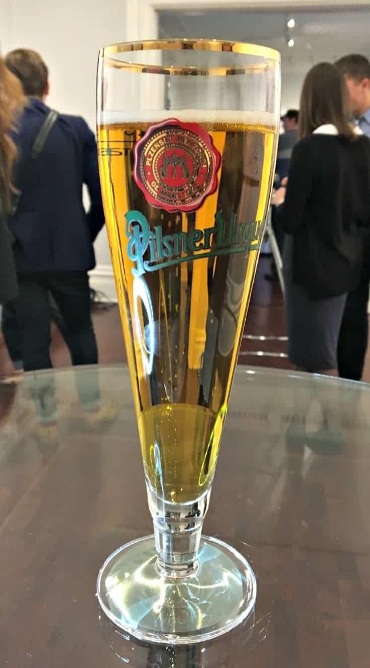 beer in czech