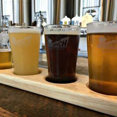 The Collingwood Series -Side Launch Brewery Company