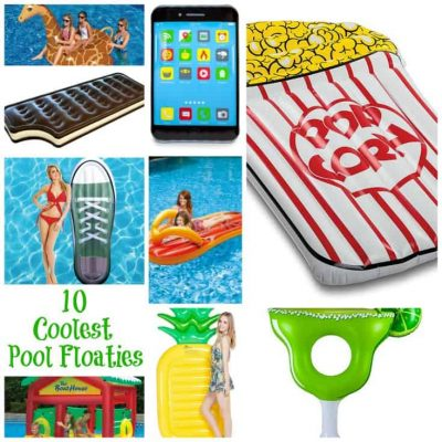 The 10 Coolest Pool Floaties for 2017