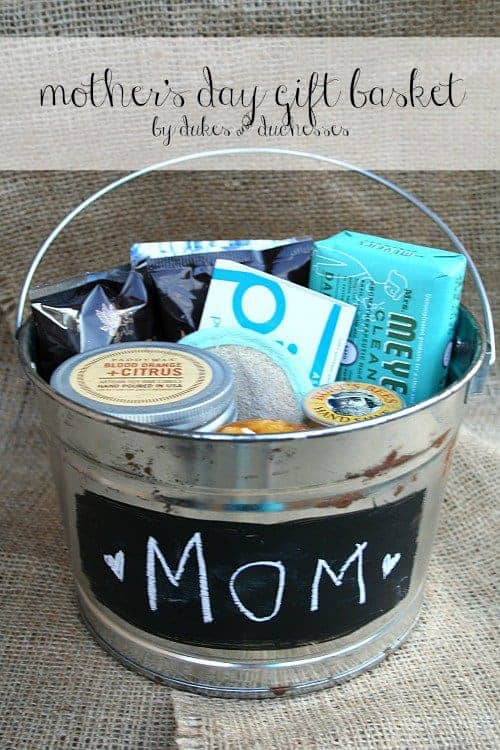 moms day pail