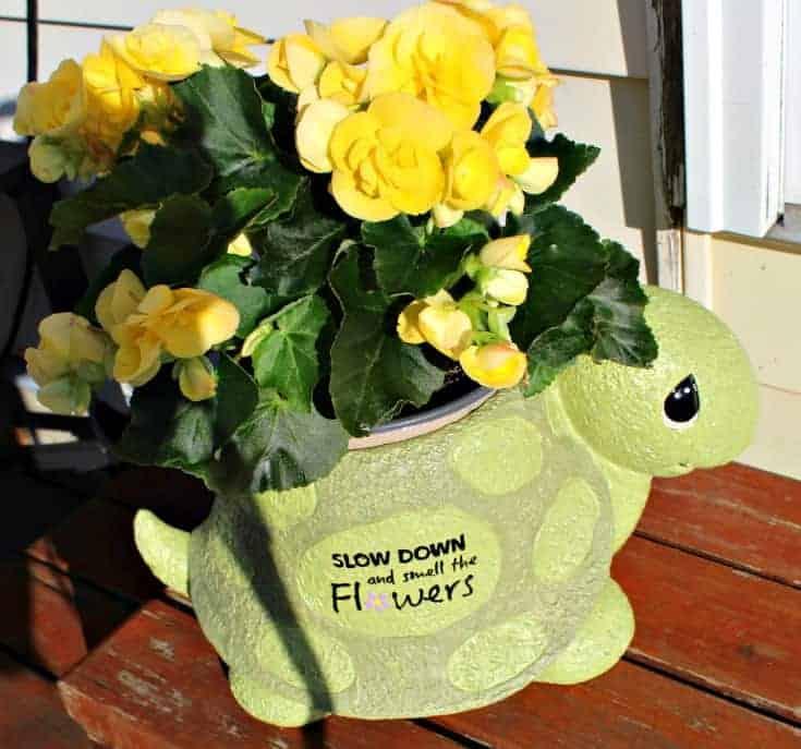 Precious Moments Garden Collection slow down