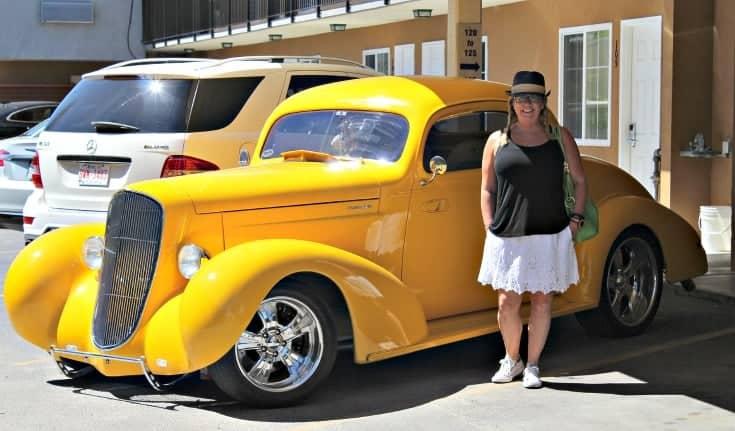Peach City Beach Cruise and my fav cars