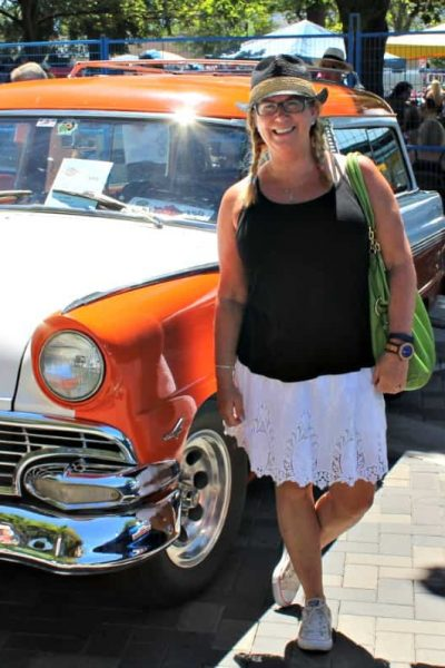 Penticton Peach City Beach Cruise and What to Wear