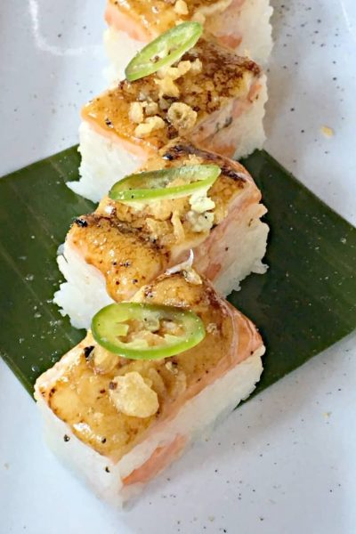 3 Japanese Inspired Meals