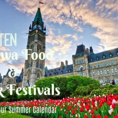 Top Ten Ottawa Festivals for Food and Drink