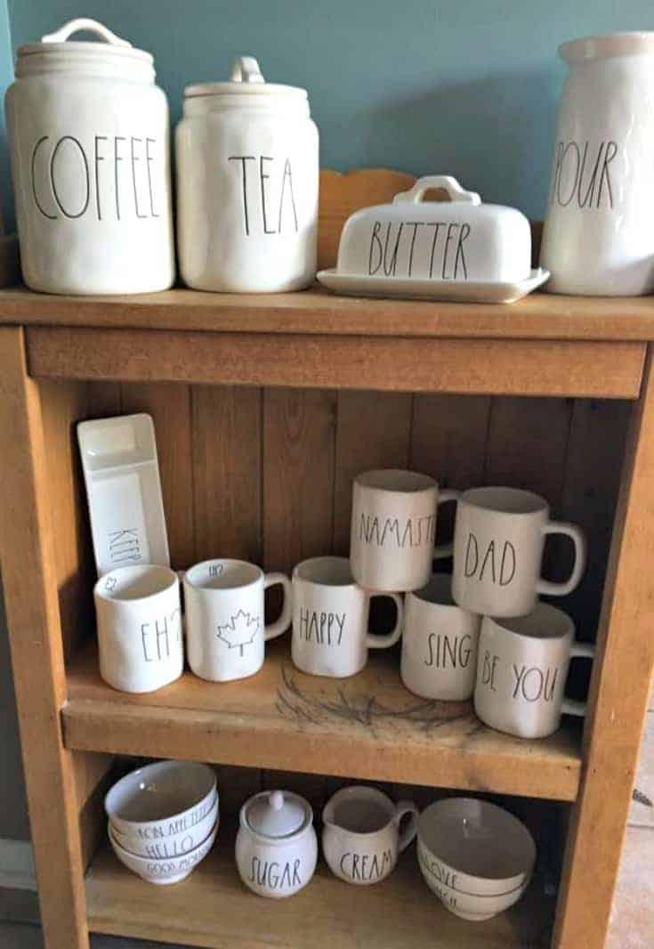 Rae Dunn Pottery