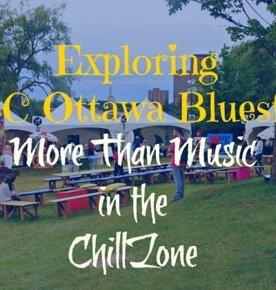 Exploring The Fort and The Honda Chill Zone at Bluesfest
