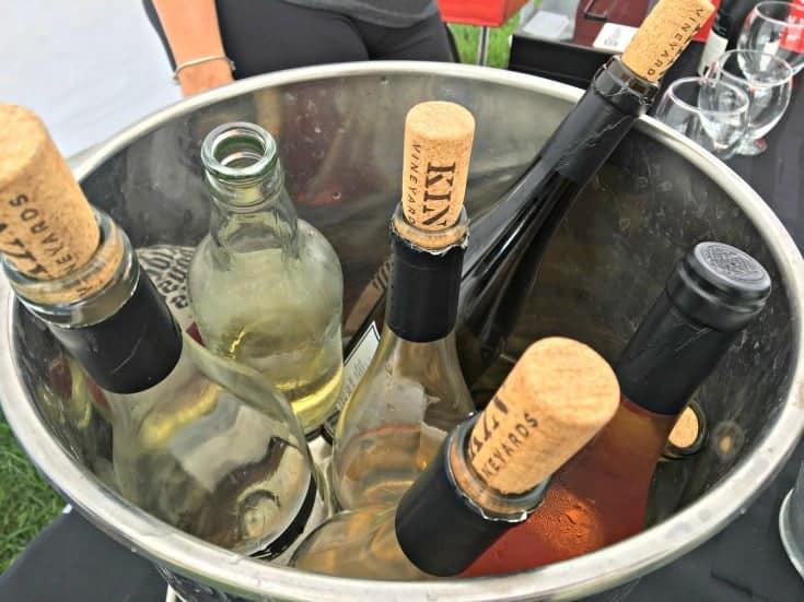 wines from Kin Vineyard