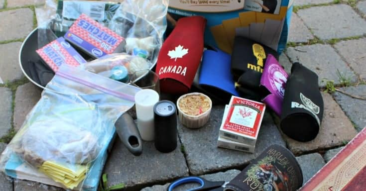 Quaker State and Canadian Tire are helping me get Road ready with a vacation Car Kit 2