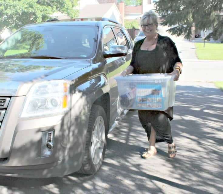 Quaker State and Canadian Tire are helping me get Road ready with a vacation Car Kit