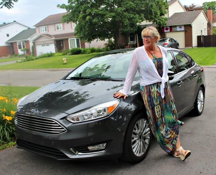 #FordSummer ready in my Focus